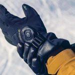 guanti riscaldati