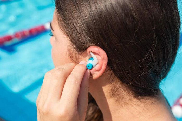 tappi orecchie piscina